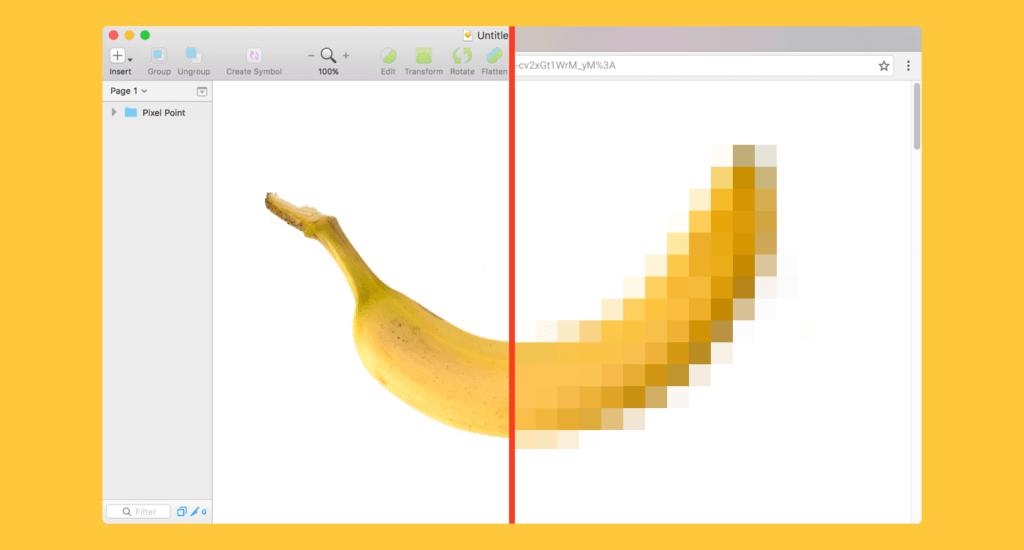 Savršen piksel dizajn
